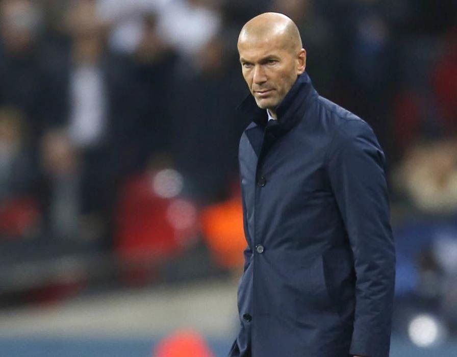 Zidan onları Madriddə görmək istəmir -