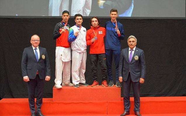 Yığmamızdan 3 qızıl medal