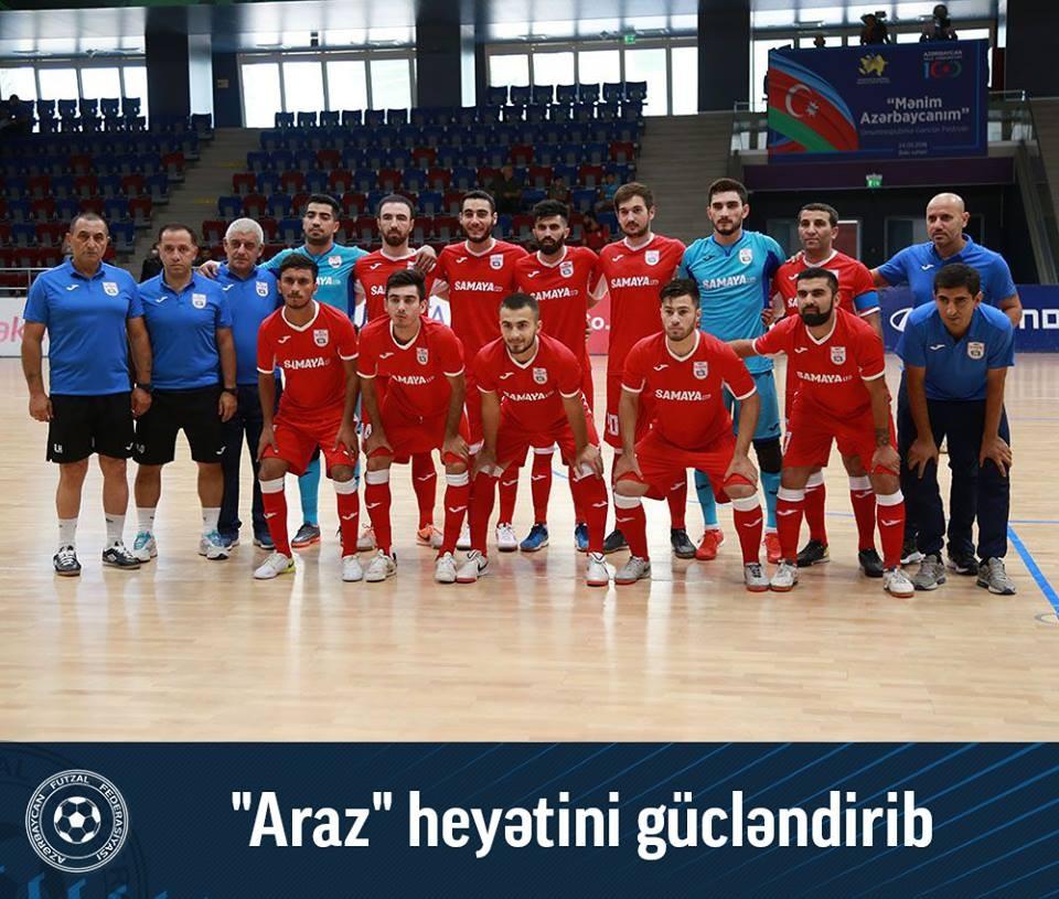Neymeti və Hosseyni Azərbaycan klubuna transfer oldu