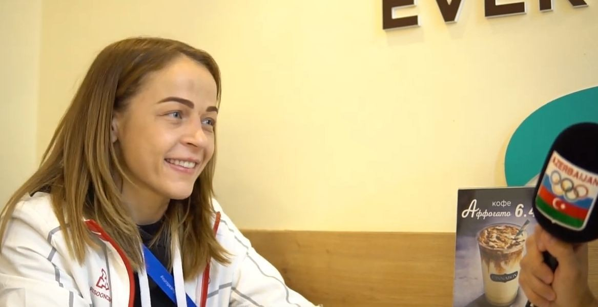 Mariya Stadnik şəxsi həyatından danışdı -