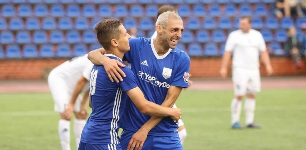 Azərbaycanlı futbolçular meydana çıxdı, komandaları qalib gəldi