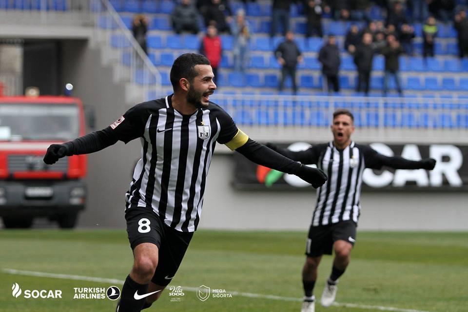 Emin Mahmudov - 2018/2019 mövsümünün ən yaxşı futbolçusudur