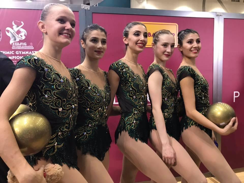Azərbaycan bədii gimnastikada daha bir lisenziya qazandı