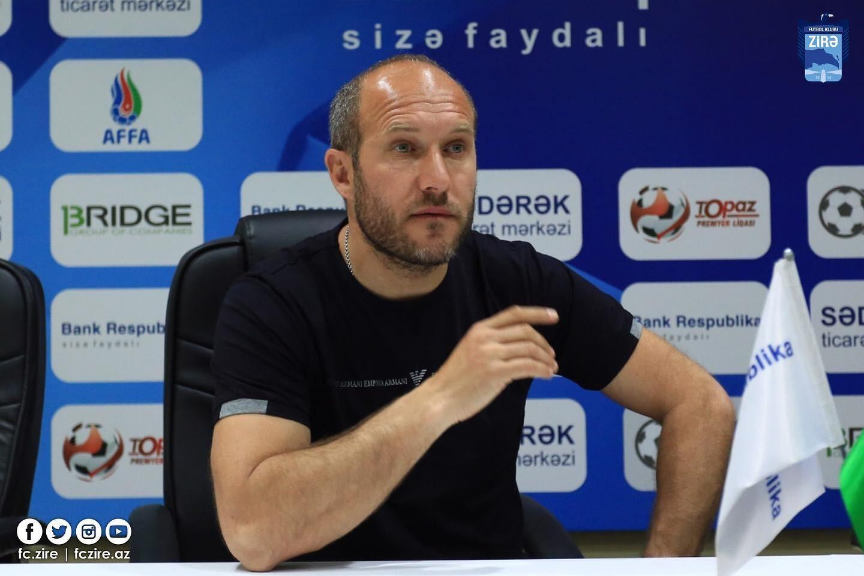 """""""Qələbə üçün hər şey etdik"""" - Samir Abasov"""