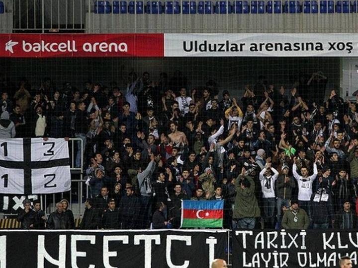 """""""Neftçi"""" - """"Dinamo"""" oyununa böyük azarkeş marağı"""