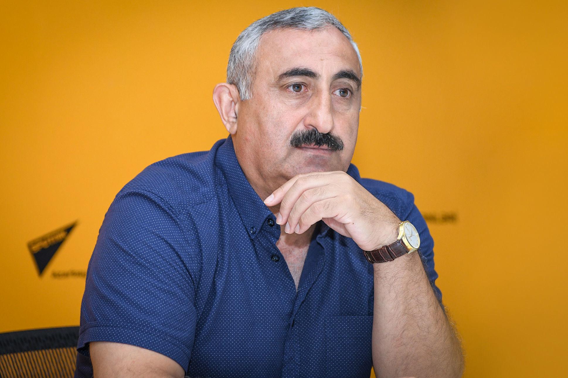 """""""Gəlirimiz olaydı, fonda mütləq dəstək göstərərdik"""" - Nazim Süleymanov"""