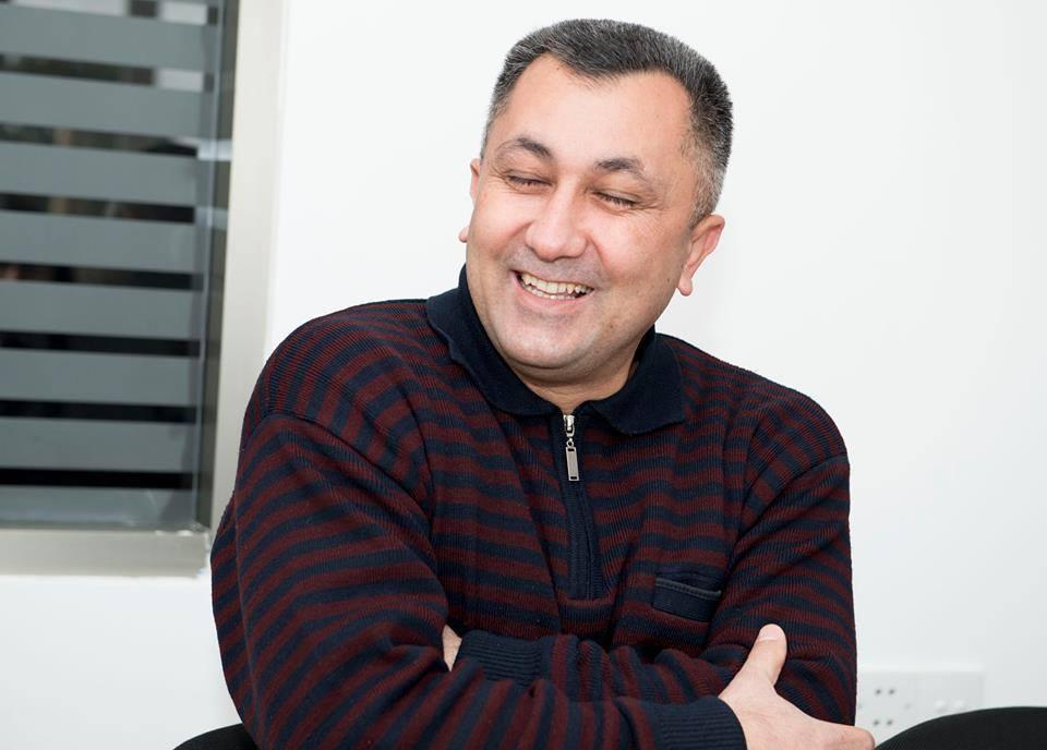 """""""Xeyriyyəçi"""" """"Qarabağ"""", nikbin Qurbanov"""