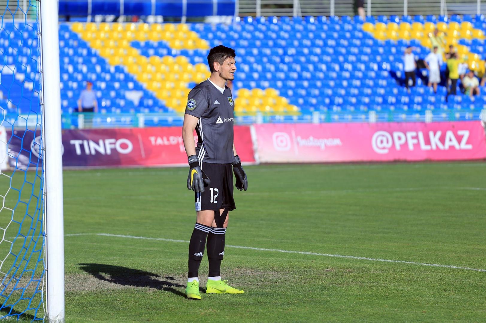 Balayev Qazaxıstan çempionatının ən yaxşısıdır