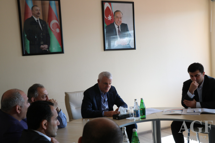 Güləş millimizdə yeni təyinat - Müvəqqəti baş məşqçi
