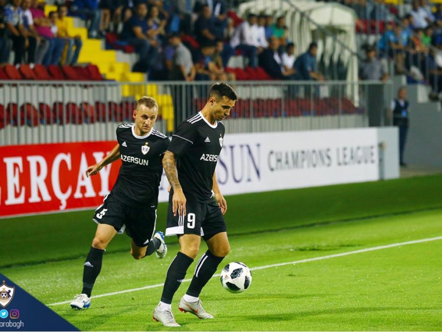 """""""Sevilya""""nın qələbə seriyası bəlkə də """"Qarabağ""""la oyunda qırıldı"""" - Xayme Romero"""