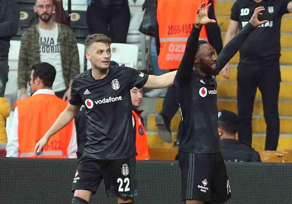 """Qələbə üçün """"Beşiktaş""""a bir qol kifayət etdi - VİDEO"""