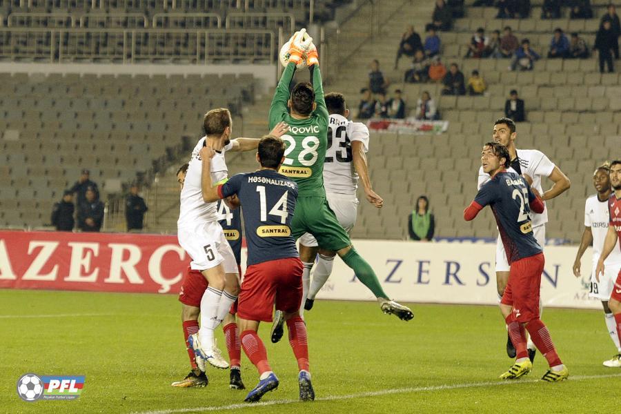 """""""Qarabağ""""ın 1:1-i - FOTOLAR"""