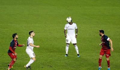 """""""Qarabağ""""ın 1:1-i -"""