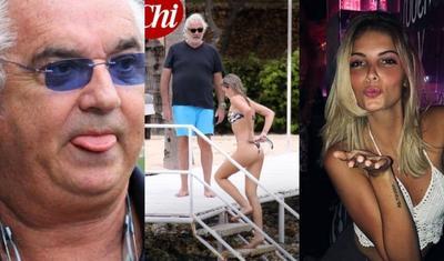 69 yaşlı komanda rəhbəri 20 yaşlı qızla sevgili oldu -