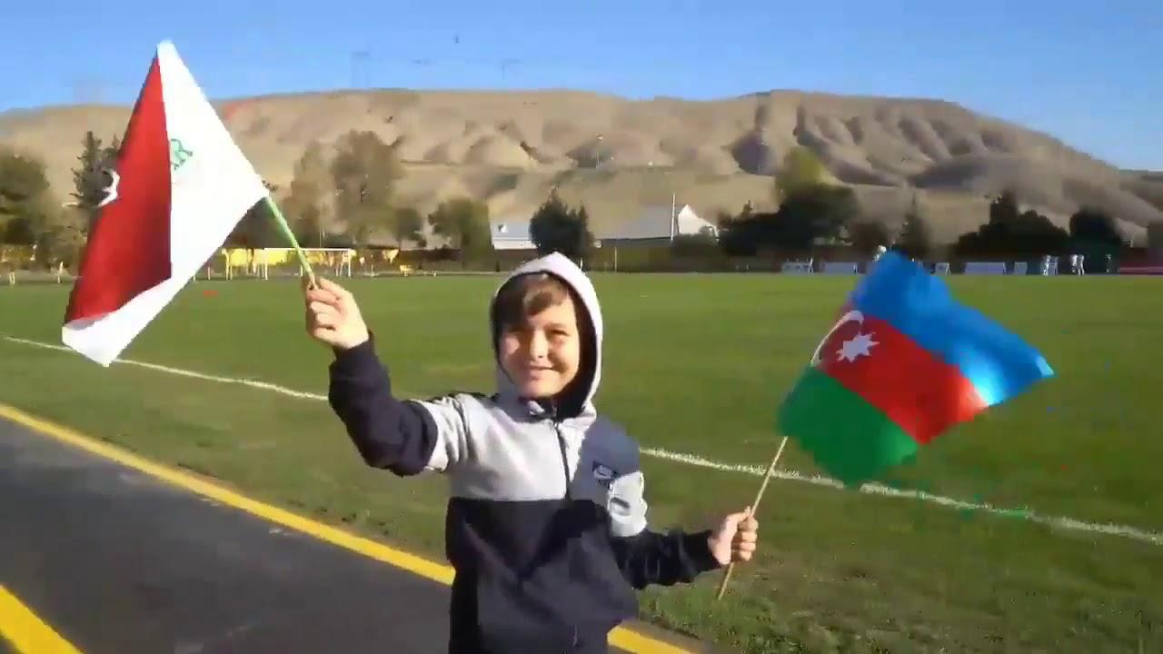 Azərbaycanlı milyarderin təmir etdirdiyi stadion - VİDEO