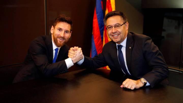 """""""Messi hələ 4-5 il də klubda qalacaq"""" -"""