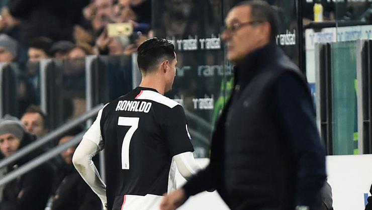 Kapello Ronaldonu tənqid etdi: