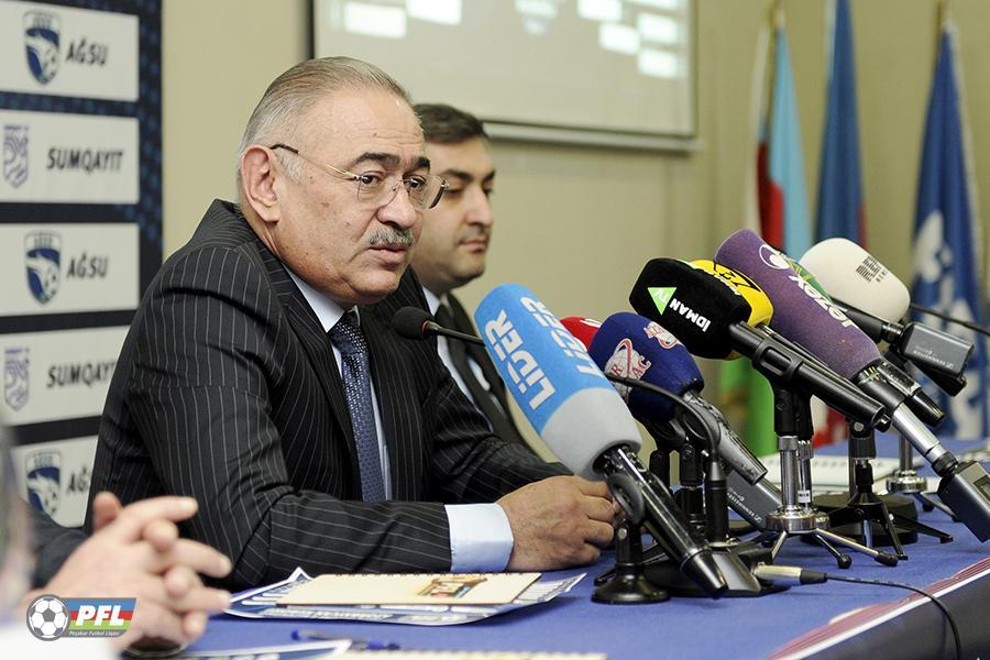 """PFL prezidenti: """"Uduzanda deyərlər ki, düşər-düşməzi oldu"""""""