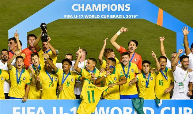 Braziliya 16 ildən sonra dünya çempionu oldu - DÇ-2019