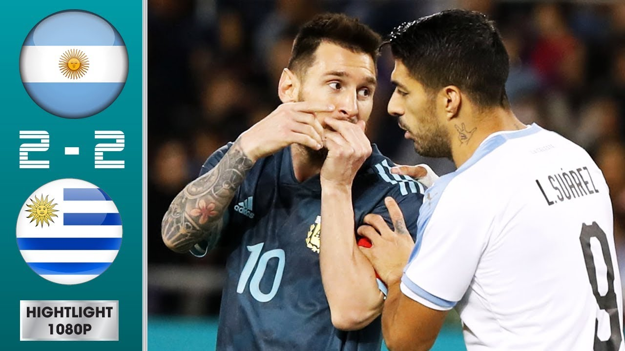 Messi Argentinanı 90-cı dəqiqədə xilas etdi - VİDEO