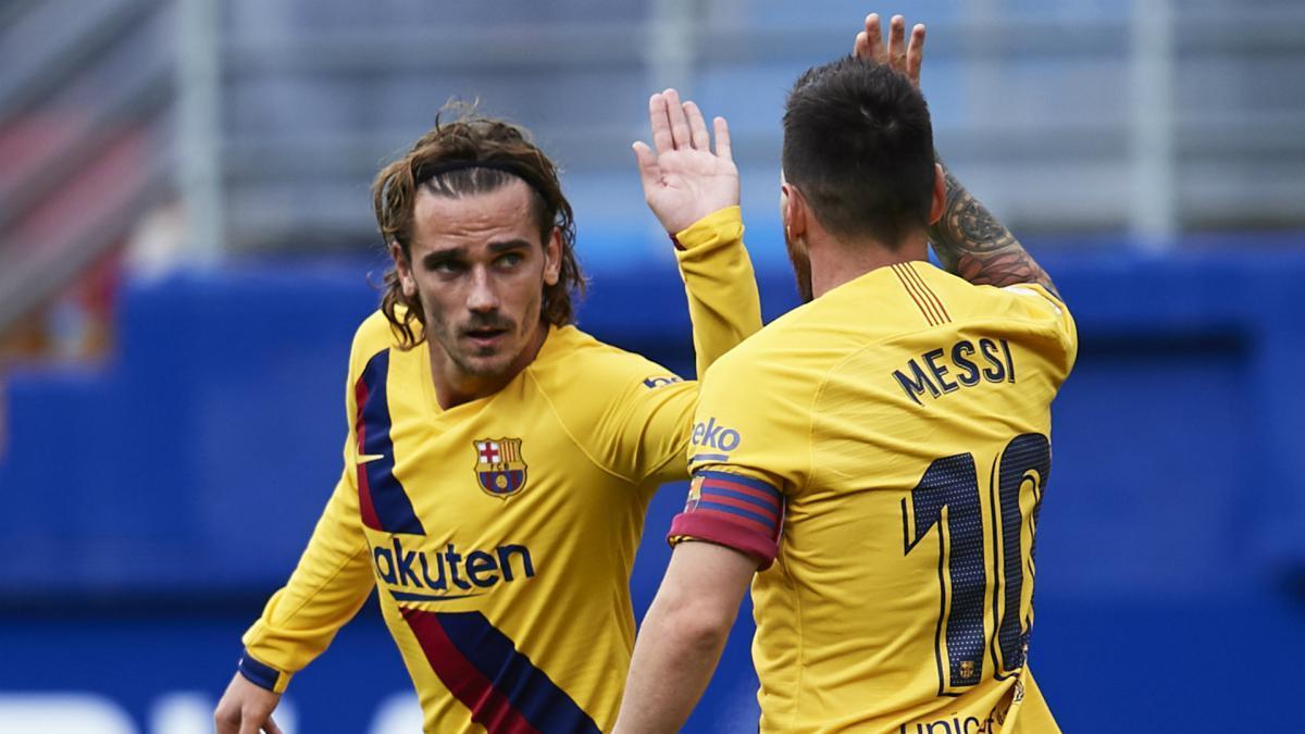 """Qrizmann Messiyə görə """"Barselona""""dan ayrılmaq istəyir"""