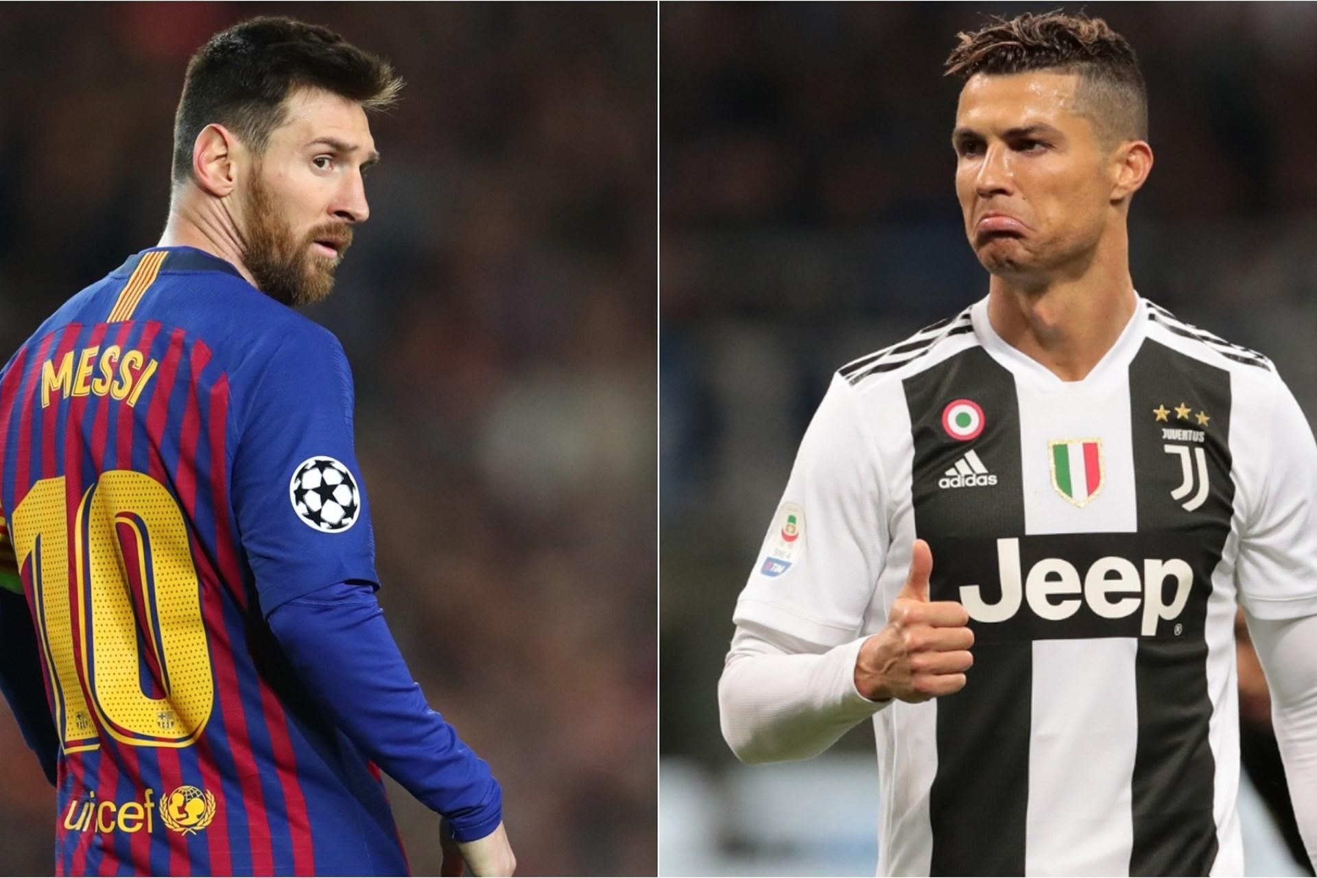 Statistikaya baxıb qərar verin - Ronaldo, yoxsa Messi?