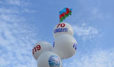 """""""Sumqayıt""""dan  """"Qarabağ"""" üçün pulsuz musiqili proqram -"""