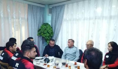 """""""Qəbələ"""" İran klubu ilə əməkdaşlığa başlayır? -"""