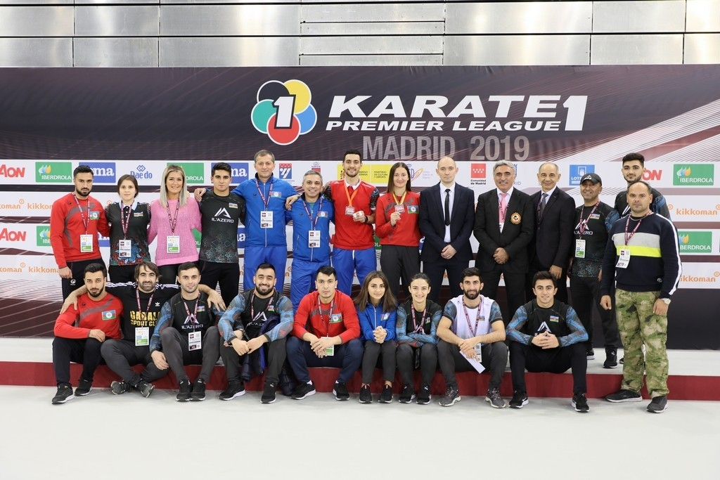 Azərbaycan  Premyer Liqanın son mərhələsində 2 medal qazandı