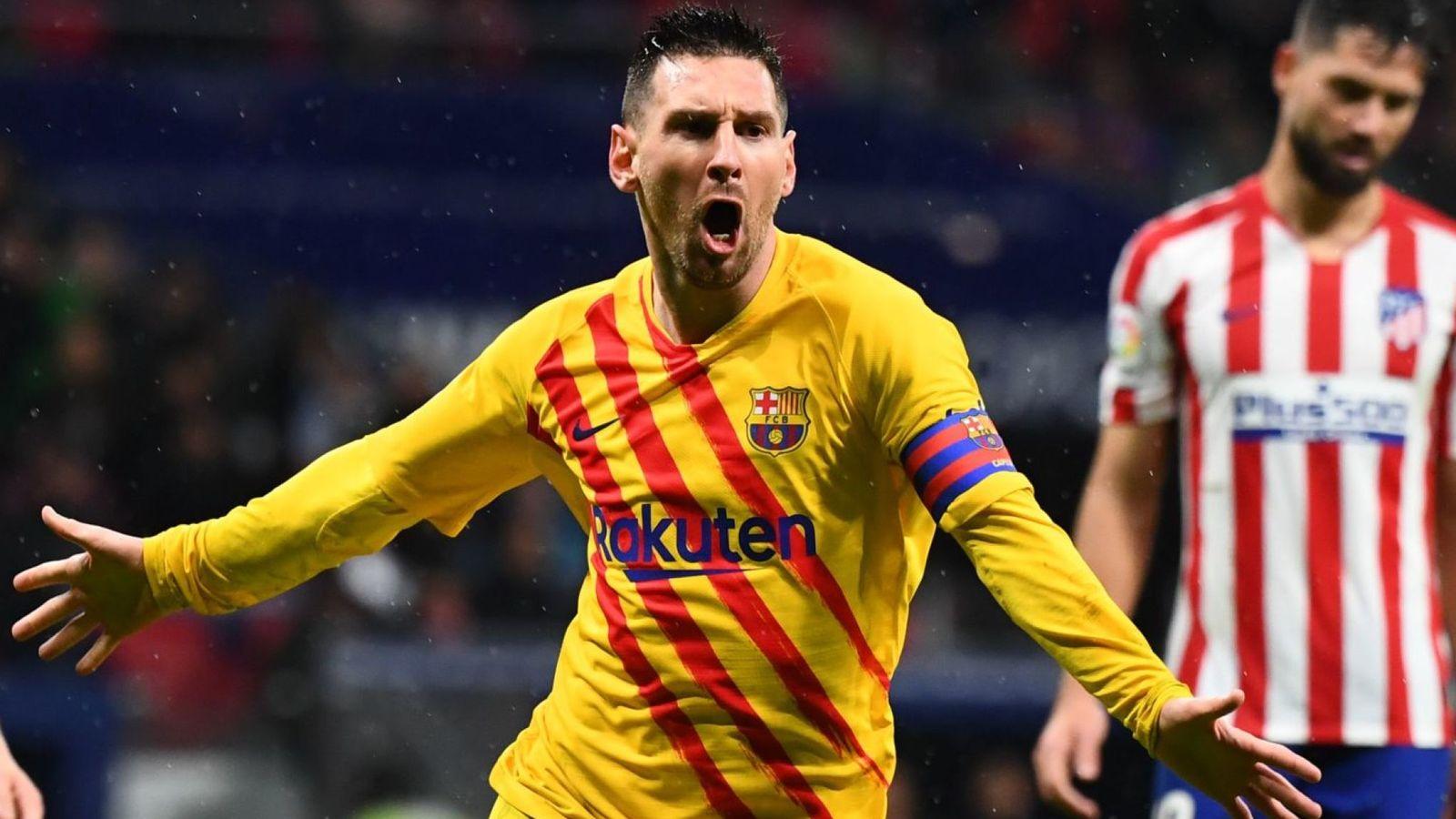 Messi üçün bir ilk