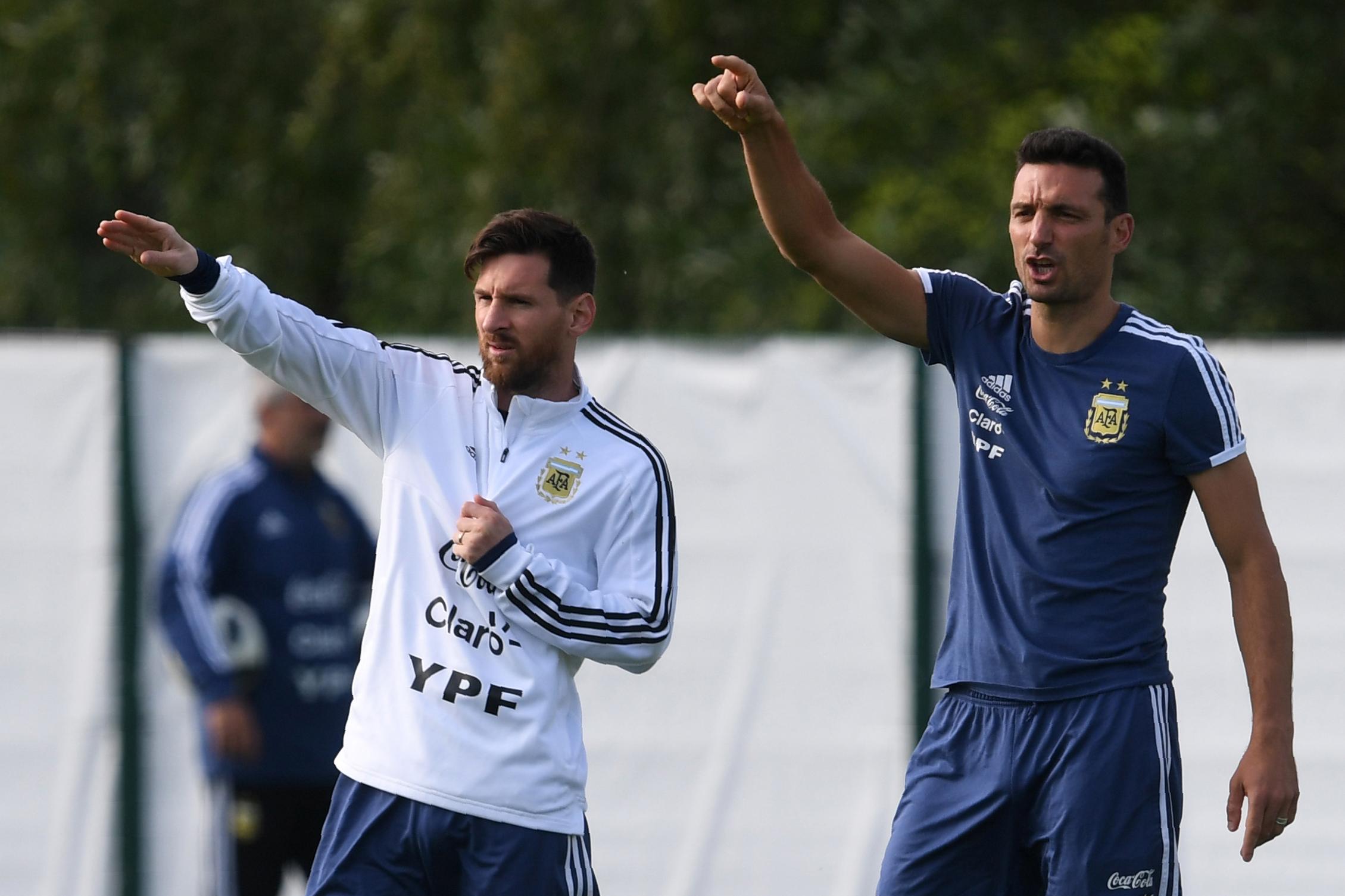 """""""Argentina millisi üçün kubok Messidən daha daha vacibdir"""""""