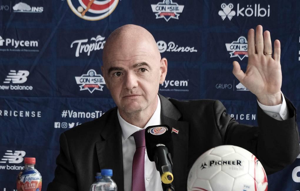 İcraiyyə Komitəsi FIFA prezidentinin quruma üzv olmasını istəyir