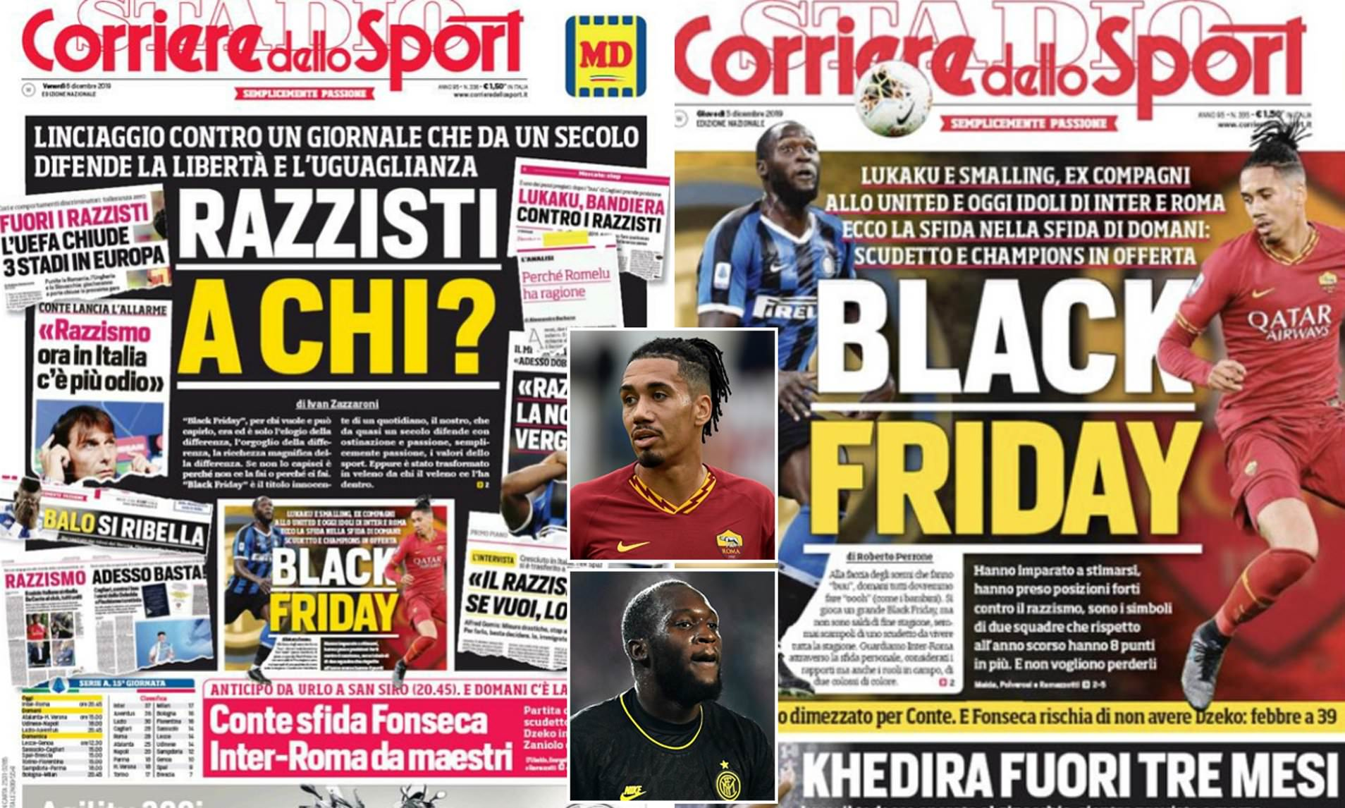 """""""Corriere dello Sport""""dan irqçi başlıqla bağlı - AÇIQLAMA"""