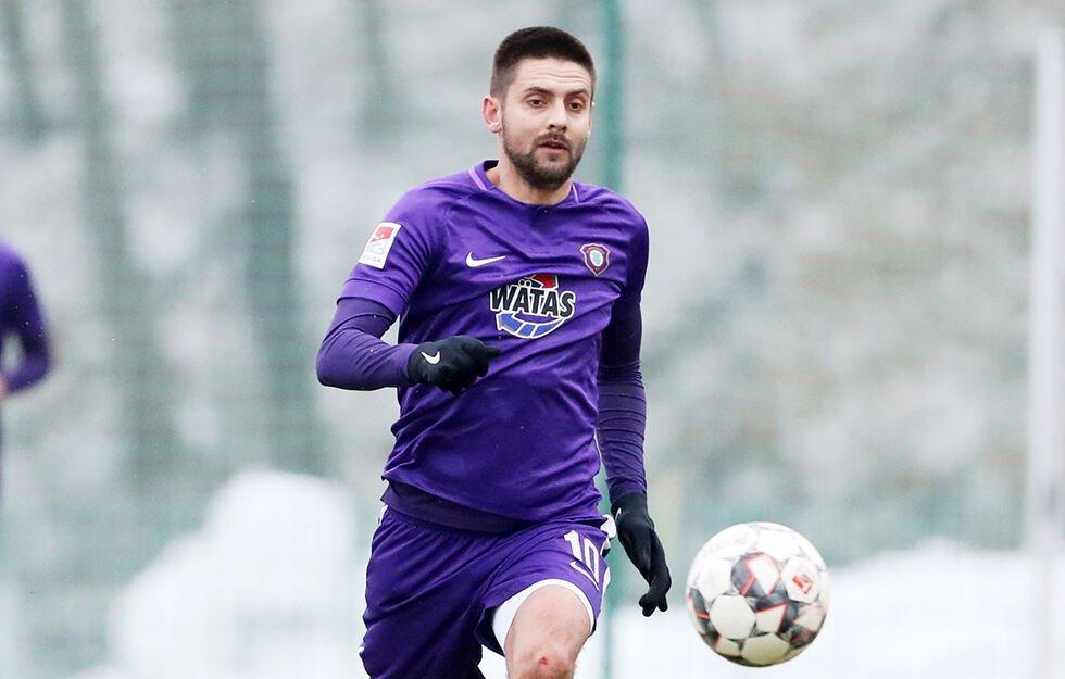 Nazarov 85 dəqiqə oynadı, komandası uduzdu