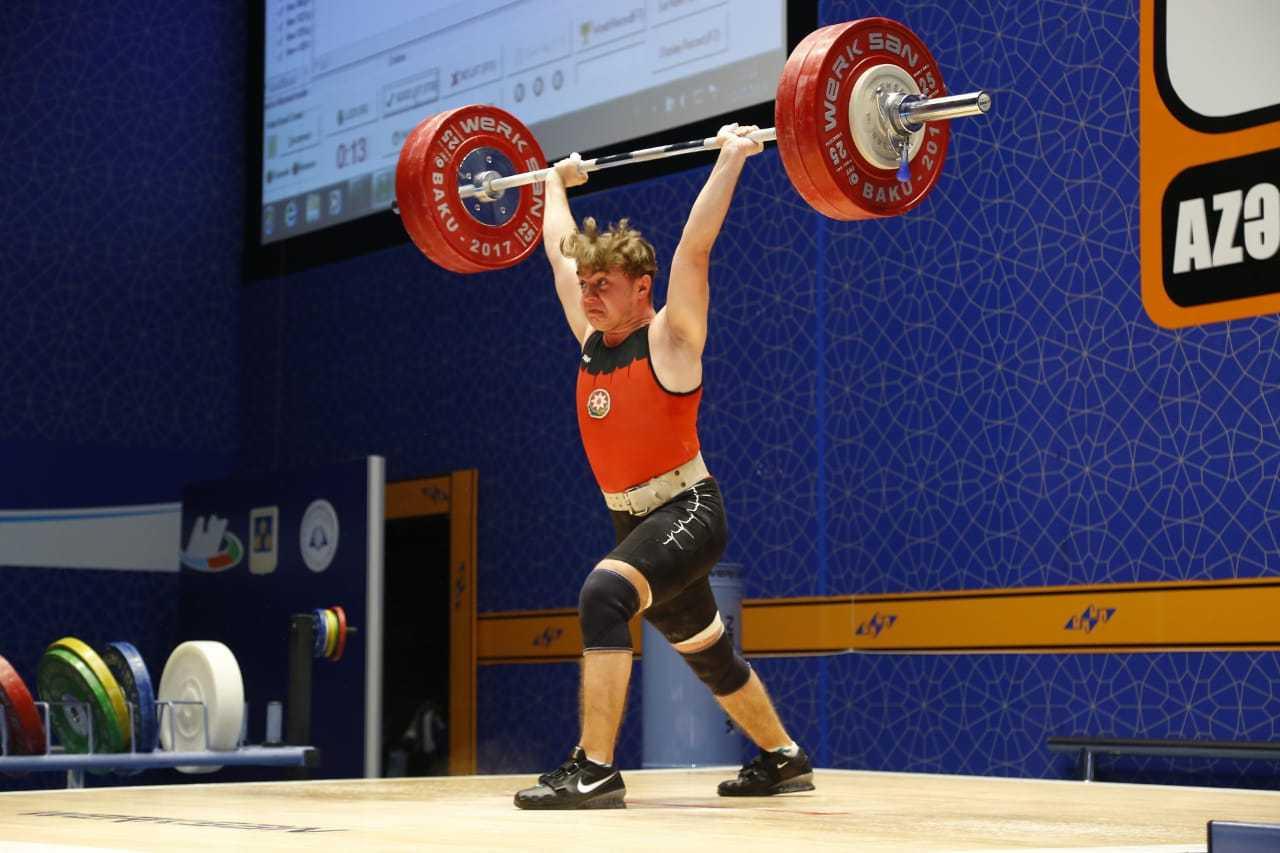 Rüstəm Avropa birinciliyində bürünc medal qazandı