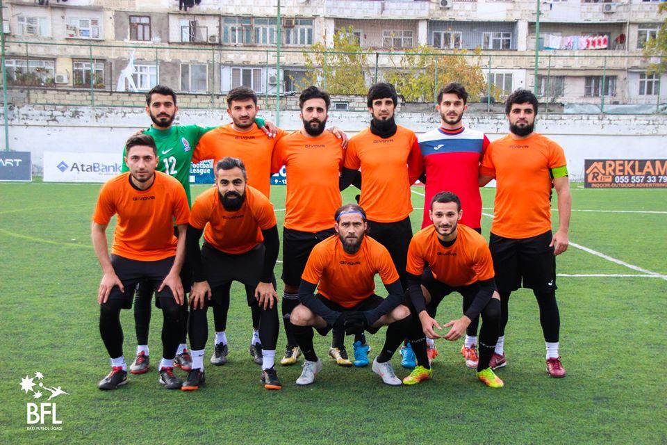 """""""FC Bakı""""dan Bakı Futbol Liqasında QOL ŞOUSU- FOTO"""