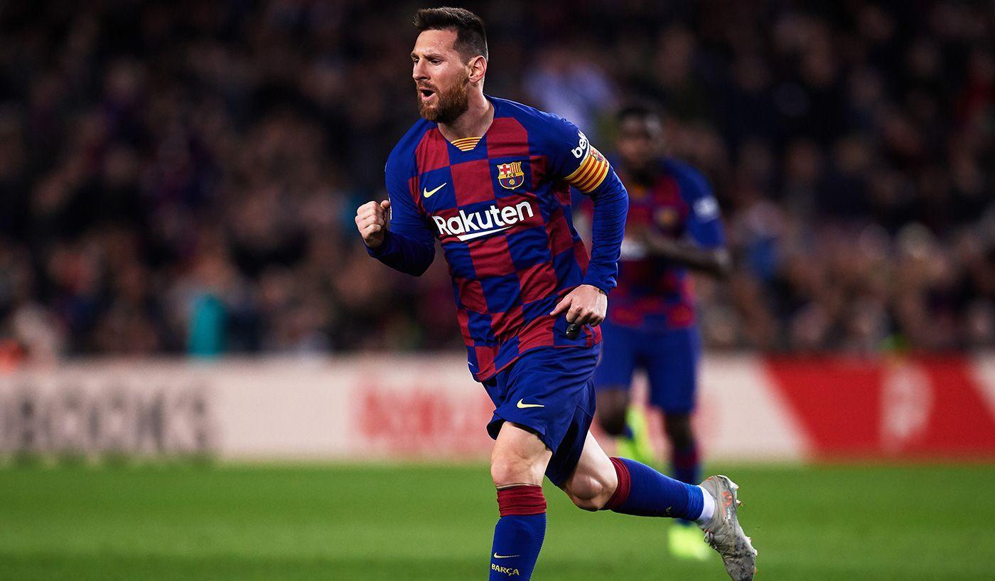 """Lionel Messi """"İnter""""lə matçda iştirak etməyəcək"""