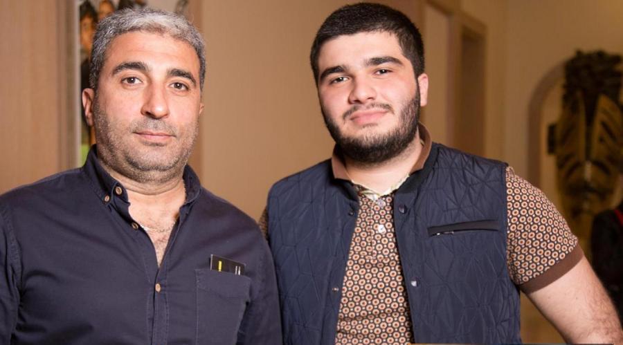 """Məşhur aktyorun oğlu """"Neftçi"""" və AFFA-nı ələ saldı"""