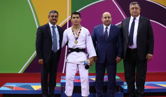 Azərbaycan Cüdo Federasiyası 2019-un hesabatını verdi