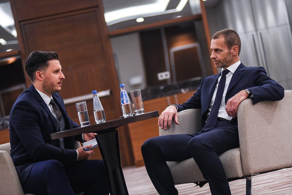 """""""Romadan Bakıya səfər ekstrim olacaq"""" - UEFA prezidenti"""