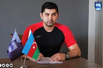 Azərbaycan klubu yeni məşqçisini təqdim etdi