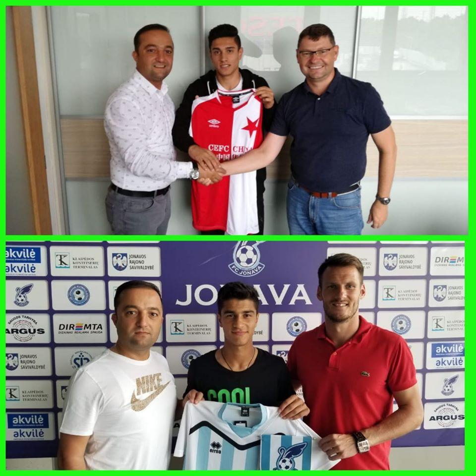 Azərbaycanlı futbolçular 5 ölkənin klubuna təklif olundu