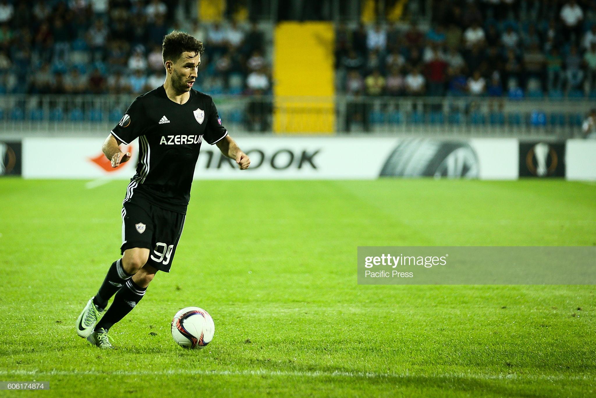 """Dani Kintana """"Qarabağ""""dan gedir -"""