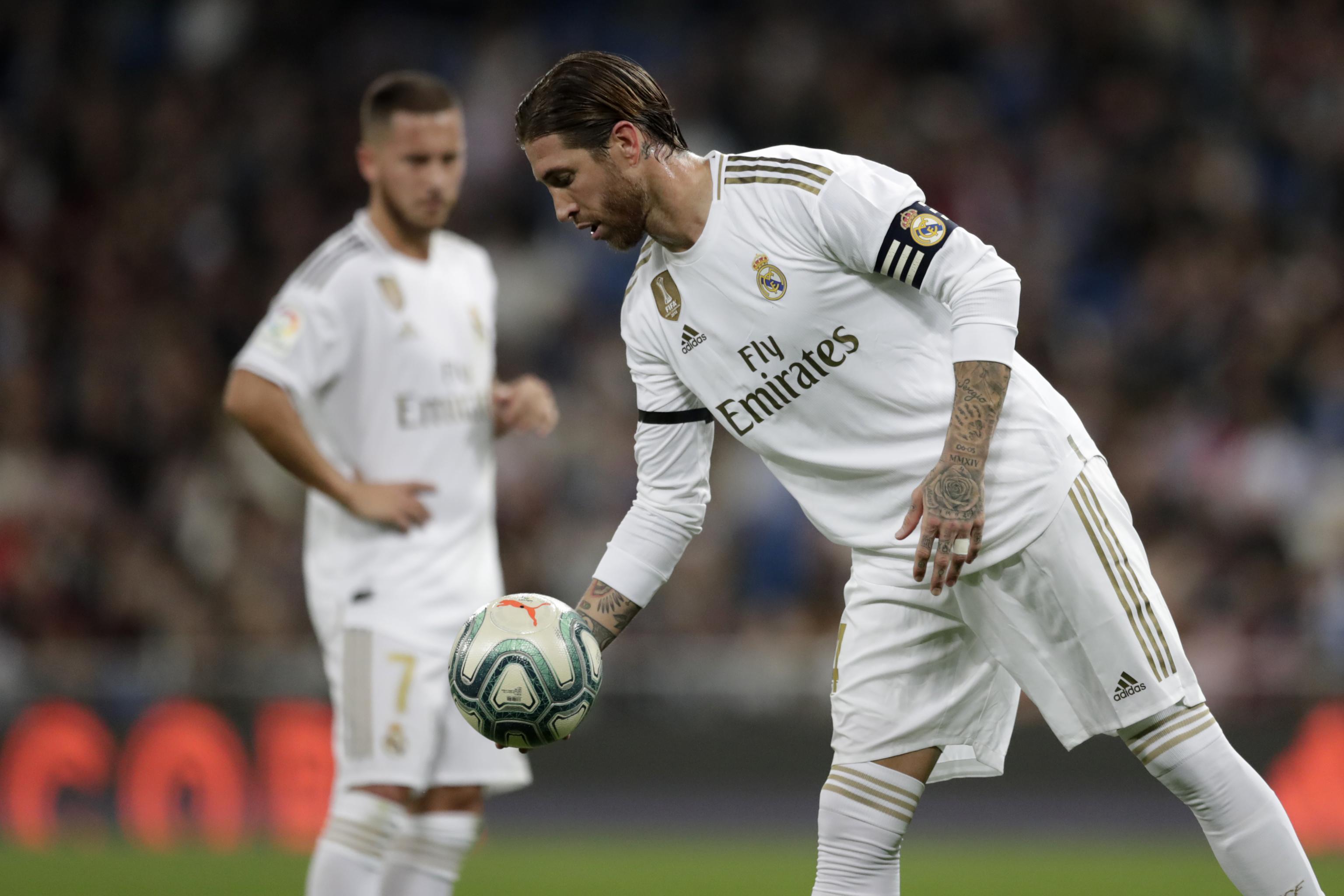 Ramos penalti vurarkən zədələndi - 2 həftə olmayacaq