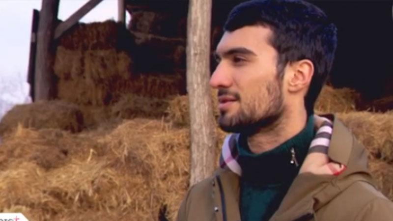 Mahir Emreli ferma açıb, fındıq biznesinə girişdi - VİDEO