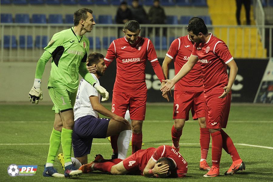 UEFA Azərbaycan futboluna PİS QİYMƏT VERDİ