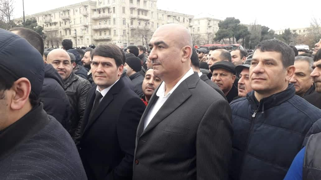 """""""Güloğlan Cabbarovun kifayət qədər hörməti var"""" - FOTOLAR"""