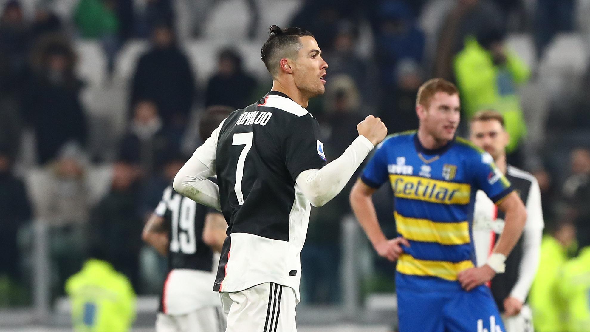 Dünyada yalnız Ronaldo