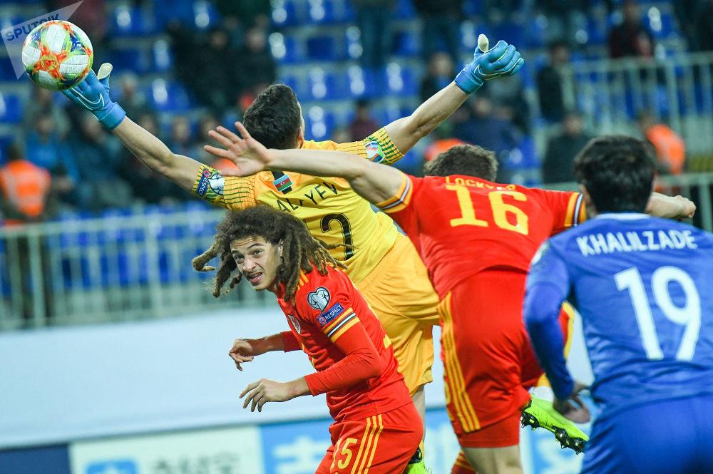 Azərbaycan futbolunda 2 milyonluq qapıçı