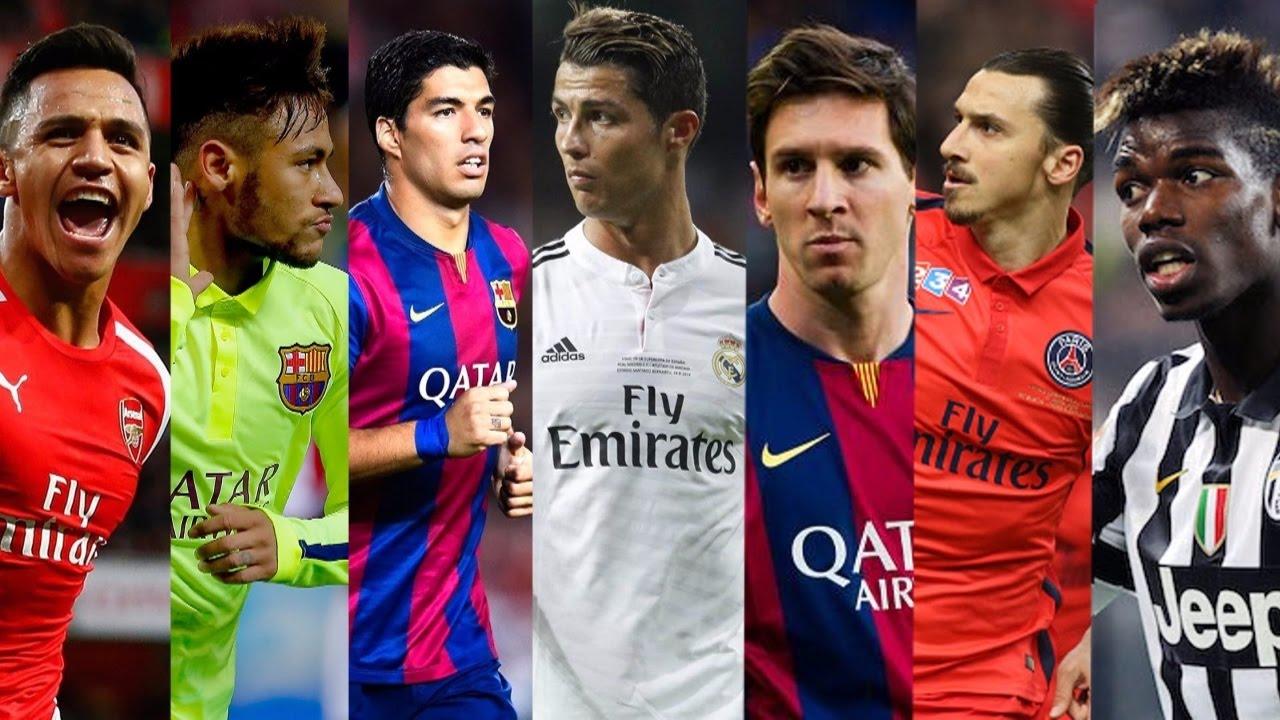 Ronaldo, Messi, Neymar, Mbappe yox, yalnız O - SİYAHI